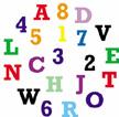 Letter & Number Impressions