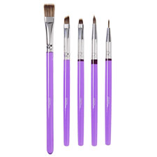 Wilton 5-Pc. Decorating Brush Set