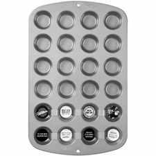 Recipe Right® 24 Cup Mini Muffin Pan