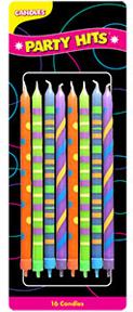 Paparazzi Candles W/Holders-Large