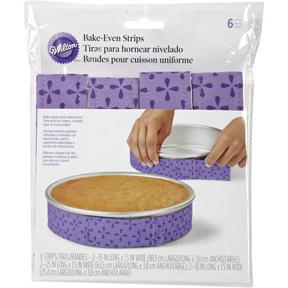 6 Piece Bake-Even Strip Set