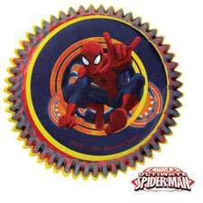 Wilton® Spider-Man™ Baking Cups
