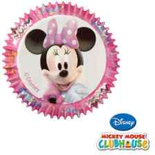 Wilton® Disney Mickey Mouse Clubhouse Minnie Baking Cups