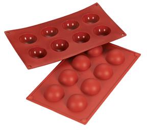 Fat Daddios Silicone Molds - Hemisphere 1oz