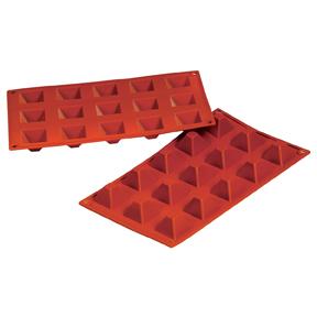 Fat Daddios Silicone Molds - Pyramid 3.6oz