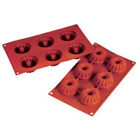 Fat Daddios Silicone Molds - Kugelhopf 2.7oz