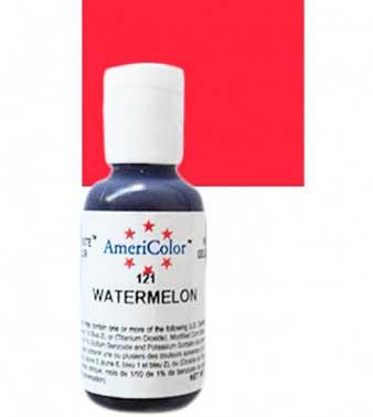 Americolor - Soft Gel Paste - 0.75oz - Watermelon