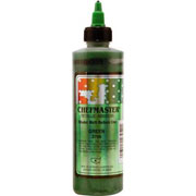 Chefmaster Airbrush Color 8oz - Metallic Green