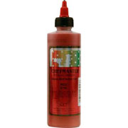 Chefmaster Airbrush Color 8oz - Metallic Red