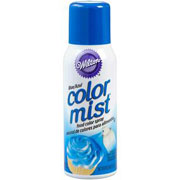 Wilton Color Mist Coloring Spray - Blue
