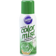 Wilton Color Mist Coloring Spray - Green