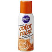 Wilton Color Mist Coloring Spray - Orange
