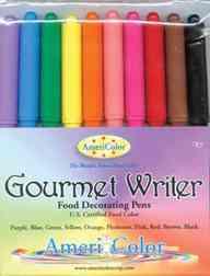 Food Pens - 10 Colors