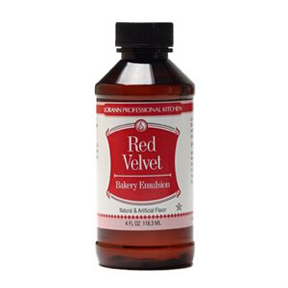 LORANN EMULSION - 4OZ - RED VELVET