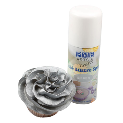 PME Airbrush Spray -  Silver