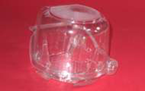 Single Cupcake Container - High - qty 300