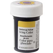 Wilton® Icing Colors - Buttercup Yellow