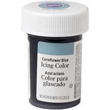 Wilton® Icing Colors - Cornflower Blue
