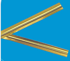 Metallic Gold Twist Ties
