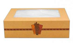 "Window Cake Box - 14""x19""x4"" - qty 6"