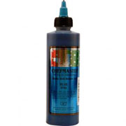 Chefmaster Airbrush Color 8oz - Metallic Blue