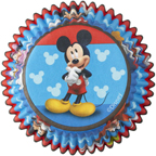Wilton® Disney Mickey Mouse Clubhouse Baking Cups