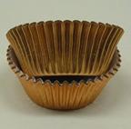 Mini Foil Baking Cups - Gold - 500ct