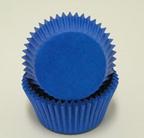 Standard Glassine Baking Cups - Blue - 500ct