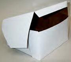 "Cake Box - 8""x8""x5"" - qty 6"