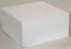 "Square Cake Dummy - 8""x4"""