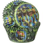 Teenage Mutant Ninja Turtles Baking Cups