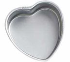"Heart Pan - 10""x2"""