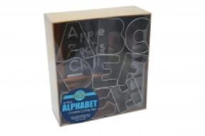 Cutter Set - ALPHABET CC SET
