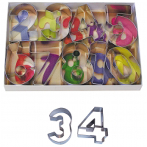 Cutter Set - Numbers