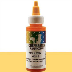 Candy Color - Yellow - 2oz