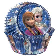 Disney Frozen Baking Cups