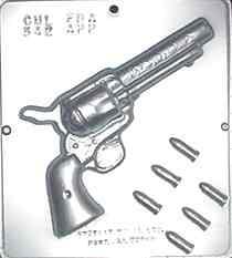 Revolver & Bullets