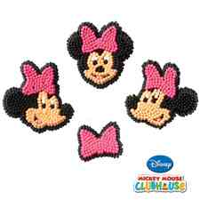 Wilton® Disney Mickey Mouse Clubhouse Minnie Icing Decorations