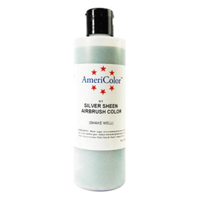 Amerimist Airbrush Color - 4.5oz - Silver