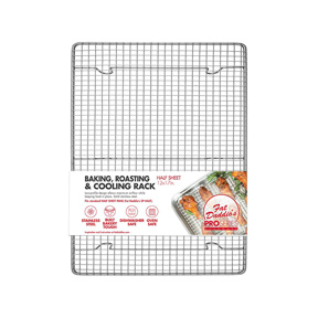 """Fat Daddio's Cooling Rack - 12"""" x 17"""""""