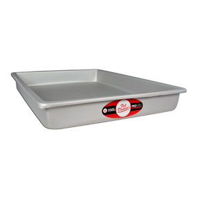"Fat Daddio's Sheet Cake Pan - 12""x18""x2"""