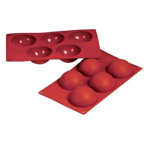 Fat Daddios Silicone Molds - Hemisphere 4oz