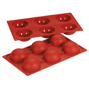 Fat Daddios Silicone Molds - Hemisphere 2.7 oz
