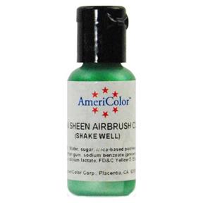 Amerimist Airbrush Color - 0.65oz - Green