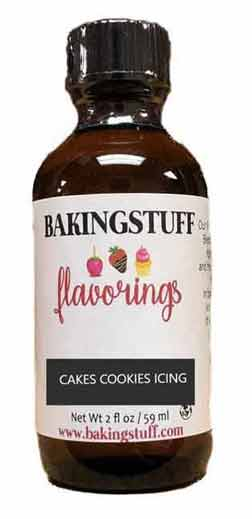 BakingStuff Flavorings - Blue Raspberry