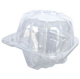 Single Cupcake Container - qty 1