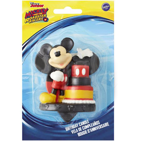 Wilton® Disney Mickey Mouse Clubhouse Candle