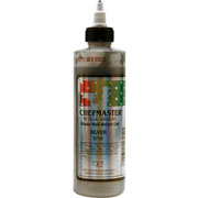 Chefmaster Airbrush Color 8oz - Metallic Silver