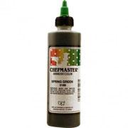 Chefmaster Airbrush Color 8oz - Spring Green
