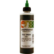 Chefmaster Airbrush Color 8oz - Teal Green